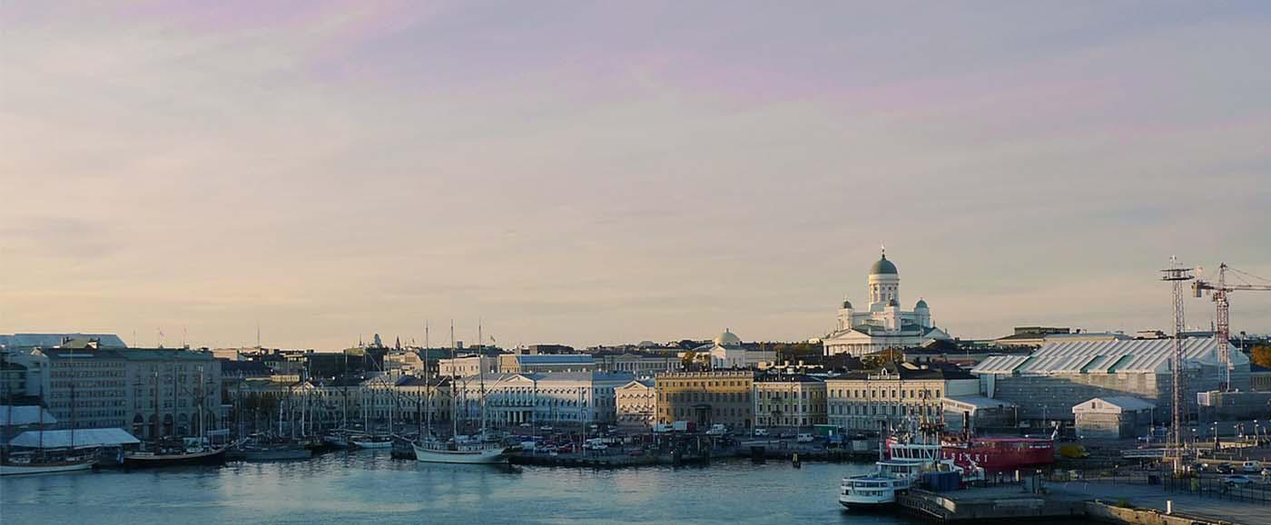Kohteena Itämeri
